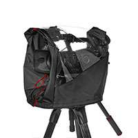 Manfrotto MB PL-CRC-15 (MBPLCRC15) CRC-15 PL Pro Light Video Camera Raincover for small camcorders, or DSLRs with small video rigs
