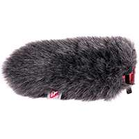 Rycote 055455 Rode MiniWIndjammer for the Videomic Go Microphone