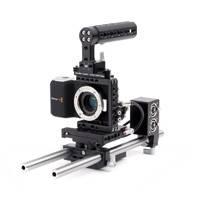 Wooden Camera Base Accessory Kit for Blackmagic Pocket Cinema Camera (p/n 183900)
