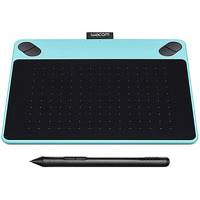 Wacom Intuos Draw Pen and Touch Tablet Small Mac/Win - Blue (WACCTL490DBS)