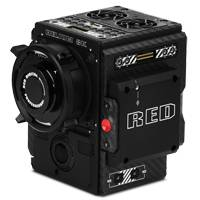 RED WEAPON Woven CF Digital Cinematography Camera with 8K HELIUM S35 CMOS Sensor Brain Only - Stealth Branding (3-Pack OLPF) (p/n 790-0571-3PK)