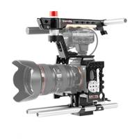 Shape A73ROD (A73-ROD) Sony A7R III Series Cage 15mm Rod System - Compatible with Sony A7R III/ A7 III