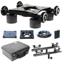 RigWheels RDTK-P (RDTKP) RailDolly Pro Traveler Kit (including case)