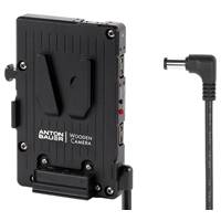 Wooden Camera Pro V-Mount Battery Plate for Sony FS7, FS5 and Panasonic EVA1 (p/n 261000)