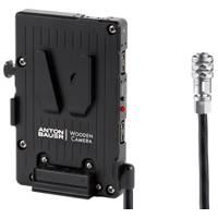 Wooden Camera Pro V-Mount Battery Plate for Blackmagic Pocket Cinema Camera 4K (p/n 265500)