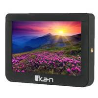 Ikan S7C (S-7C) Saga 7inch 4K Supporting HDMI/3G-SDI Monitor including Power Adapter, Shoe Mount and Sunhood