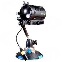 Dedolight DV6B vacuum (suction / limpet) mount