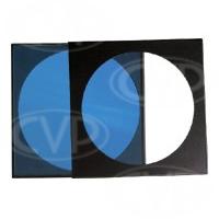 Dedolight DFH Gel Filter holder for DLED4 / DLH4 / DLHM4 / DLH200 Lights (DF-H)