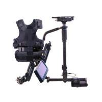 Steadicam A-HDVL15 Aero 15 System with Sled, 7 inch 3G-HD/SD/HDMI Monitor, Arm, Vest and V-Lock Battery Mount (AHDVL15)