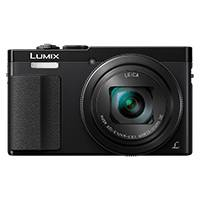 Panasonic Lumix DMC-TZ70 12.1MP Digital Camera with 30x Optical Zoom - Black (p/n DMC-TZ70EB-K)