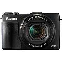 Canon PowerShot G1 X Mark II 12.8MP Digital Compact Camera with Full HD Video Recording and 5x Zoom (p/n 9167B012AA)