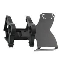 CineDesign BRKT3 Microphone Offset (Off-Set) Bracket for Mounting Gun Mic / Radio Mic