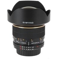 Samyang 14mm f2.8 IF ED UMC Aspherical Lens - Sony A Mount (p/n7627)