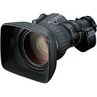 Canon ( HJ22ex7.6B IRSE ) HD Tele zoom lens w/2x ext, e-digital drive unit w/encoder