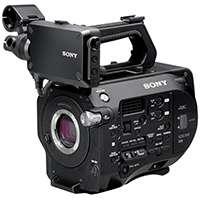 Sony PXW-FS7 (PXWFS7) 4K Super 35mm Exmor CMOS Sensor XDCAM Camera with an E-mount Lens Mount, 4K/2K RAW and XAVC Recording Options (Body Only)