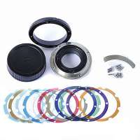 Zeiss (1998-731) Interchangeable EF Mount Set for CP.2 T2.1/135 Lens