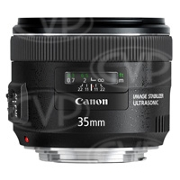 Canon EF 35mm f/2 IS USM Prime Lens (p/n 5178B005AA)
