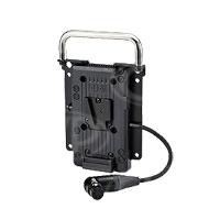 IDX A-E2LCD-2 (AE2LCD2) Adaptor Bracket to fit ENDURA batteries to Panasonic BT-LH1700W LCD Monitor