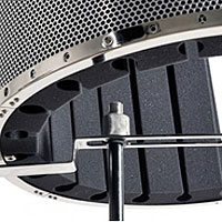 Editors Keys EKSSPF30 (EKSSPF-30) Studio Series Portable Vocal / Sound Booth- Home Edition