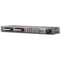 Blackmagic Design HyperDeck Studio 2, Professional VTR Solid State Recorder with 3G-SDI and HDMI Connections (BMD-HYPERD/ST2)
