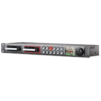 Blackmagic Design Hyperdeck Studio Pro 2, Advanced SSD Recorder with 6G-SDI, HDMI 4K, Analogue, Thunderbolt and 4K Support (BMD-HYPERD/ST/PRO2)