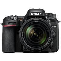 Nikon D7500 20.9 Megapixel DX-format Digital SLR Camera with 18-140mm VR Lens (p/n VBA510K002)