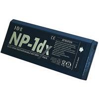 USED IDX NP-1dx (NP1dx) 13.2v/2.4Ah (32Wh) NP Size NiCd Battery Pack with LED Indicator
