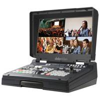 Datavideo DATA-HS1600T (HS-1600T) 4 Channel HD/SD HDBaseT Portable Video Studio with PTZ Control and Built in Encoding