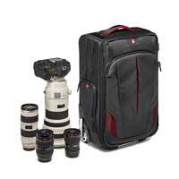 Manfrotto MB PL-RL-55 (MBPLRL55) Pro Light Reloader-55 Camera Roller Bag for DSLR/Camcorder