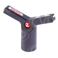 Zacuto Zupport Lens Support - can screw into the bottom of any Zacuto male rods - ZUP-1 (ZUP1)