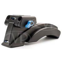 Redrock Micro 8-017-0005 (80170005) microShoulderPad with rod clamp is a complete kit to attach the redrock shoulder pad to 15mm rods