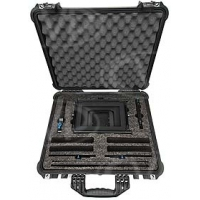 Redrock Micro microMatteBox Hard Case with fitted foam - 15mm edition (p/n 1-20-0001)