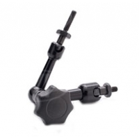 Redrock Micro 2-054-0004 (20540004) microArm short 1.5 inch arms black articulating arm for mounting accessories such as monitor, audio recorder, etc.