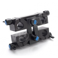 Redrock Micro 8-017-0018 (80170018) microRiser Compatible with 15mm Rods for DSLR Follow Focuses
