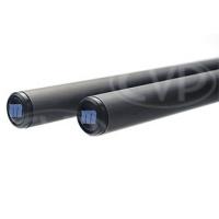 Redrock Micro 8-011-0006 (80110006) 4 inch 15mm carbon fiber rods - 1 pair rods