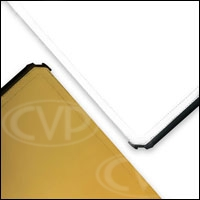 Westcott Scrim Jim Gold / White Fabric Available in Small, Medium and large