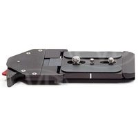 OConnor Mini European Quick Release with Camera Mounting Plate (p/n 8430)