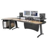 AKA Design ProEdit Editing Desk with 12U Rack, Joinerkit and Left Hand Worktop (Studio Furniture)