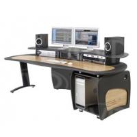 AKA Design ProEdit Editing Desk with 12U rack - studio furniture