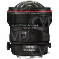 Ex-Demo Canon TS-E 17mm f/4L Tilt and Shift Ultra Wide Angle Lens (p/n 3553B005AA)