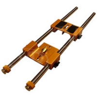 Autocue MT-GP (MTGP) Gold Plate for Lightweight Camera Stands, Steadicams and Jibs