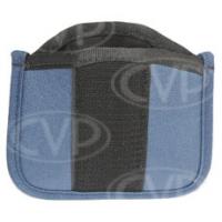 Portabrace FC-1P (FC1P) Extra Pocket for FC-1 Filter Case (internal dimensions: 12.70 x 1.27 x 12.70 cm) (blue)