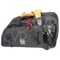 Portabrace CTC-MINIB (CTCMINIB) Traveler Camera Case for Canon XHA1, Panasonic HVX200, Sony Z7U & similar sized cameras (internal dimensions: 49.53 x 20.32 x 25.40 cm) (black)