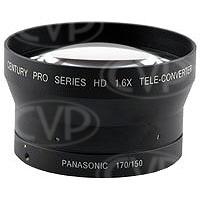 Century HD-16TC-AG (HD16TCAG) 1.6X HD Tele-Converter 170/150, Bayonet Mount for Panasonic AG-HPX170 & HMC150