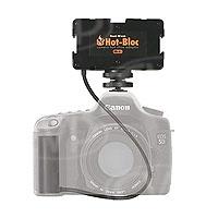 Hawk-Woods HB-5D (HB-5D) Hot-Bloc to Dummy Canon EOS Battery for Canon EOS 5D / 7D