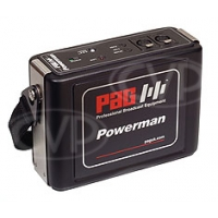 PAG 9339 Powerman Ni-Cd Battery Pack with 2x XLR-4 (F) Outputs