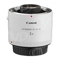 Canon Extender EF 2x III - Extends the Focal Length of Canon L-Series Telephoto or Telephoto Zoom Lenses by 2x (Canon p/n 4410B005AA)
