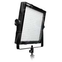 Ex-Demo Cinedesign CDL-LED324 Portable LED light - Dimmable, AC / V-mount / NP-F battery power