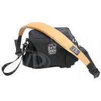 Portabrace AC-3B (AC3B) Assistant Camera Pouch with Shoulder Strap - Large (internal dimensions: 17.15 x 23.50 x 8.89 cm) (black)