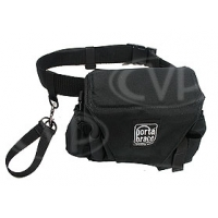 Portabrace ACB-3B (ACB3B) Assistant Camera Pouch with Belt - Large (internal dimensions: 17.15 x 23.50 x 8.89 cm) (black)